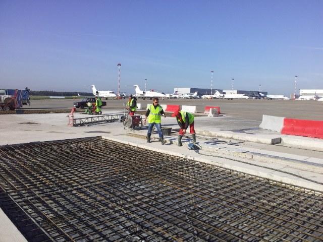 Аэродром бетон как купить ячеистый бетон