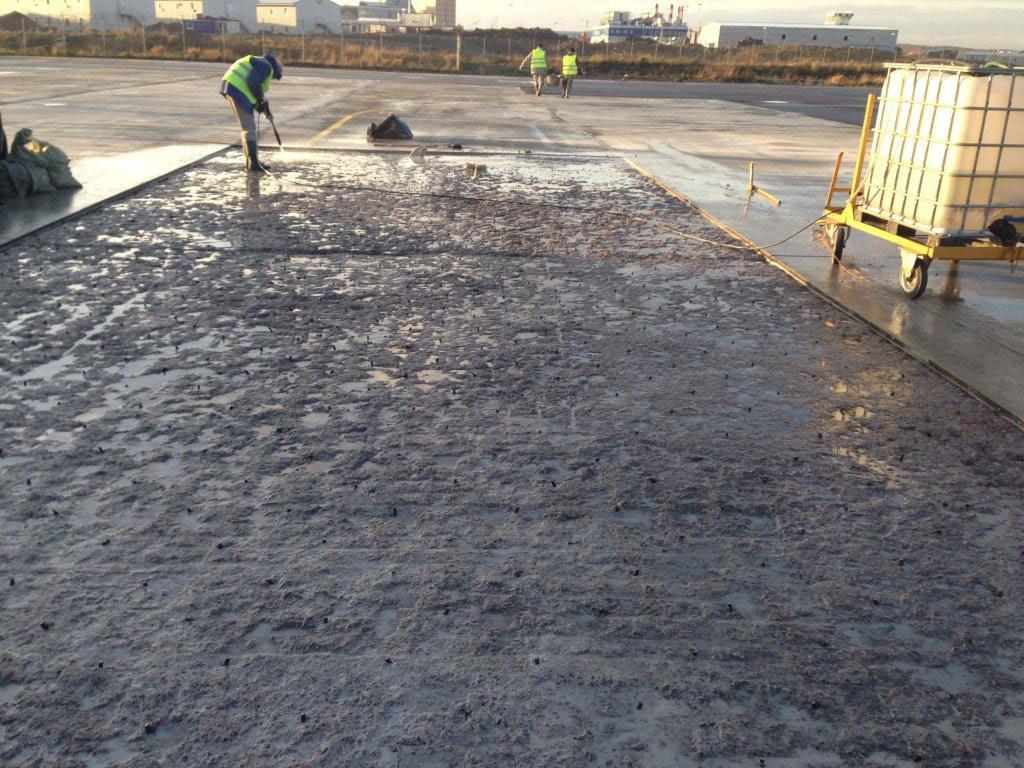Бетон шелушится союз бетон одинцово